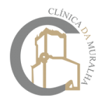 Clínica da Muralha Logo
